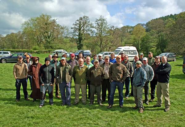 Monnow Social 2010 - The Rabble