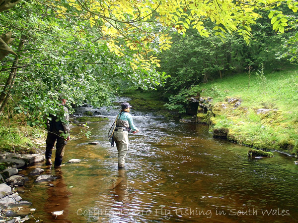 Fishing, Beer and the End of All Things Trout: Mr & Mrs C