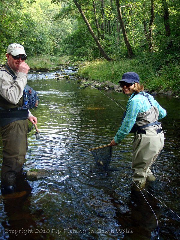 Fishing, Beer and the End of All Things Trout: The Hard Work Pays Off