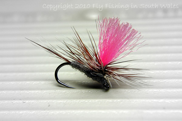 The River Taff Collection - Parachute Adams