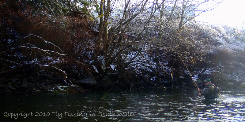Fishing Revisited - The 3lb fight...