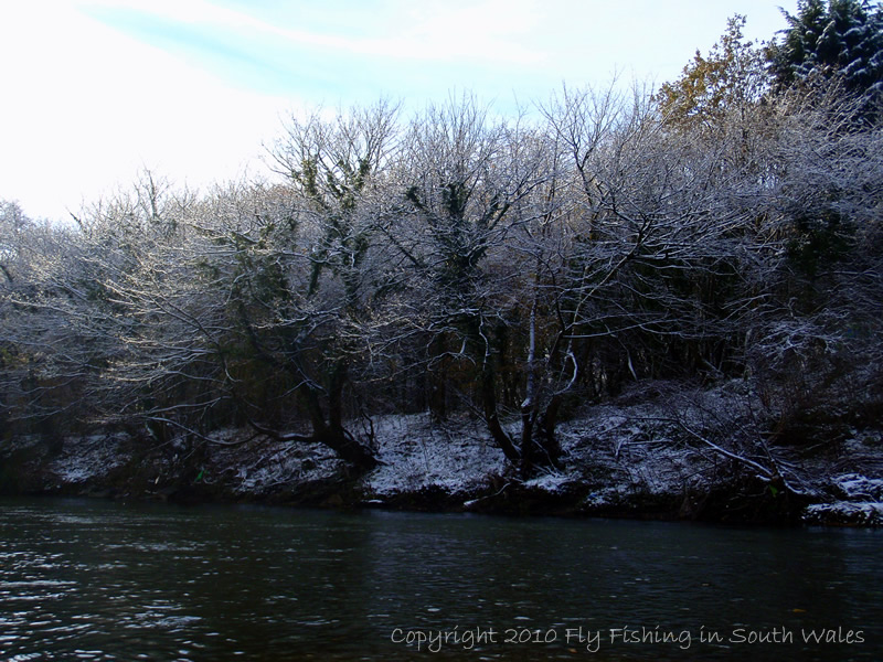 Fishing Revisited - Frosty Starts