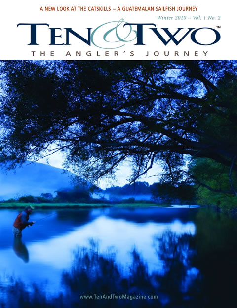 Ten & Two Magazine - Winter 2010 Vol. 1 No. 2