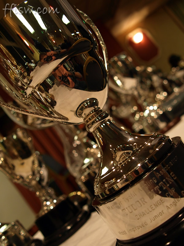 MTAA Presentation Night - Trophies