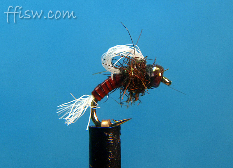 Reelsister - #20 Midge Loop Wing Emerger