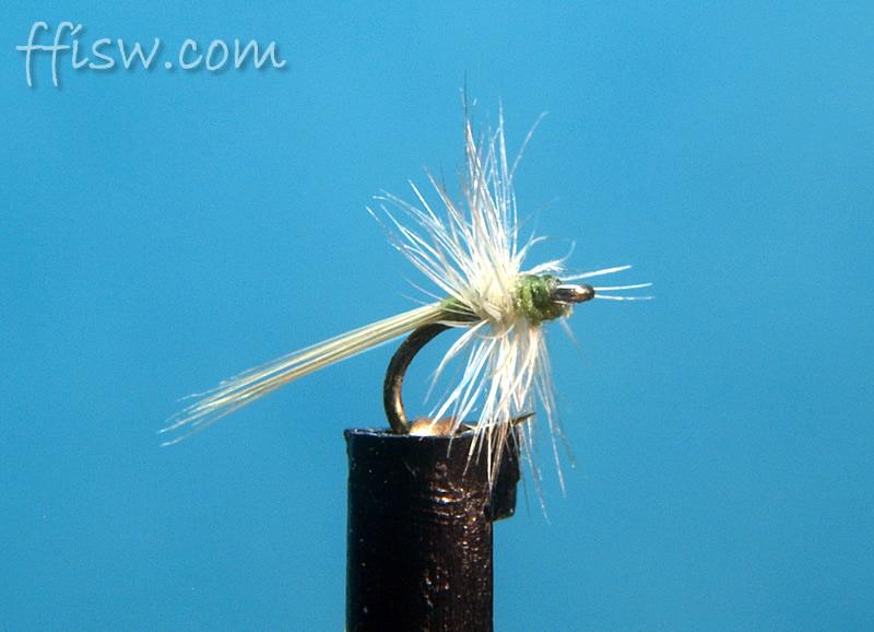Salmonid - #32 Sno-Fly