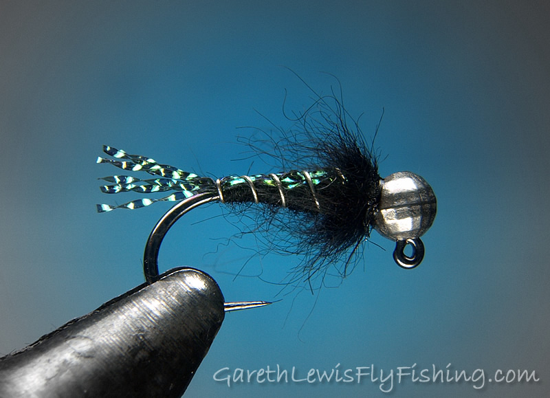 The Black Flash Jig - Simple and highly effective