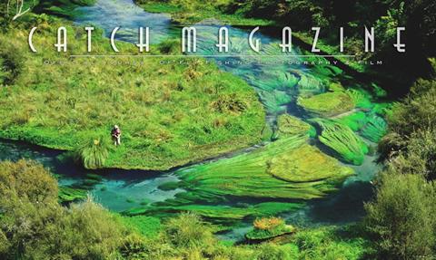Catch Magazine - January 2012