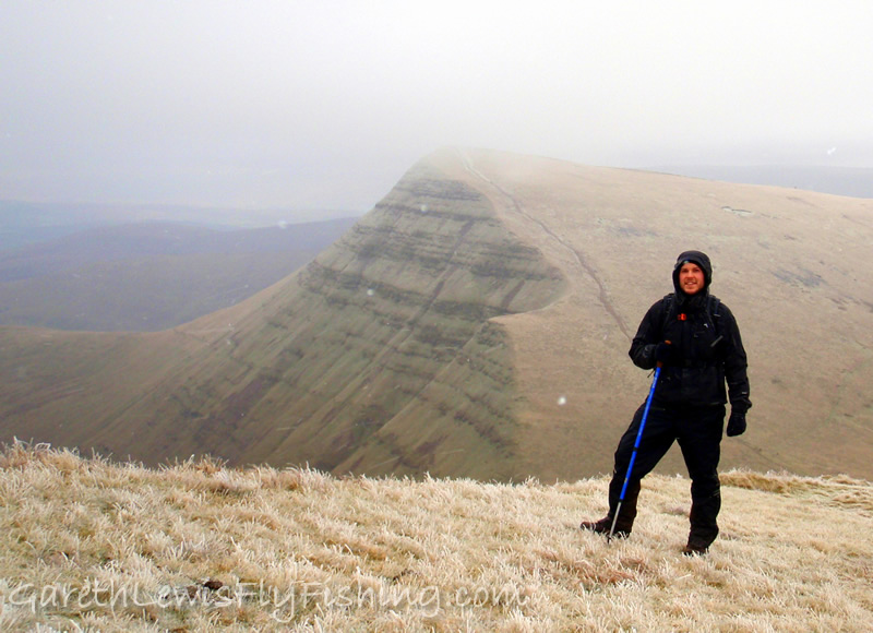 TrekFest Traing Round 2 - Brecon Beacons Horseshoe Ridge