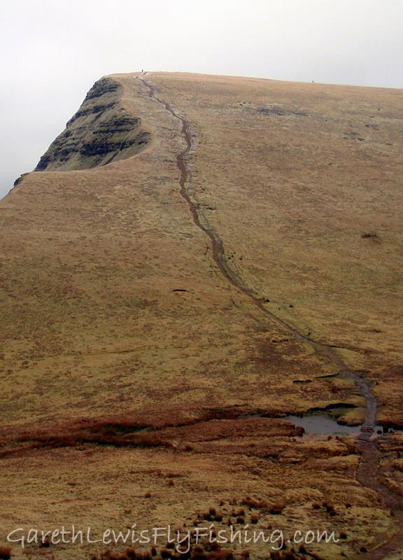 TrekFest Traing Round 2 - Brecon Beacons Horseshoe Ridge