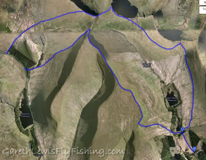 20130112_Training_Route
